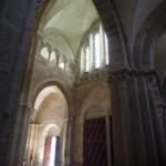 L'avant-nef de la basilique Ste Marie Madeleine