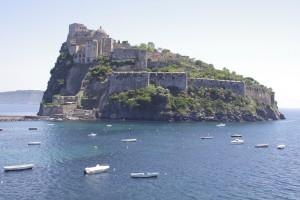 Le château d'Ischia