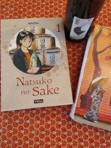 Natsulo no saké